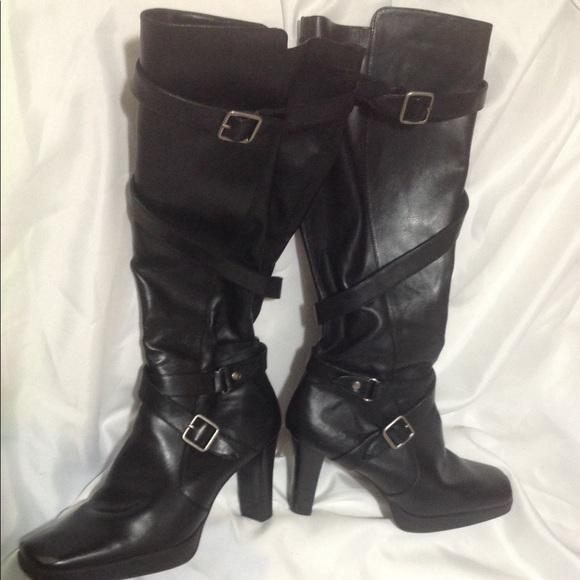 Skechers Sexy High Heel Boots